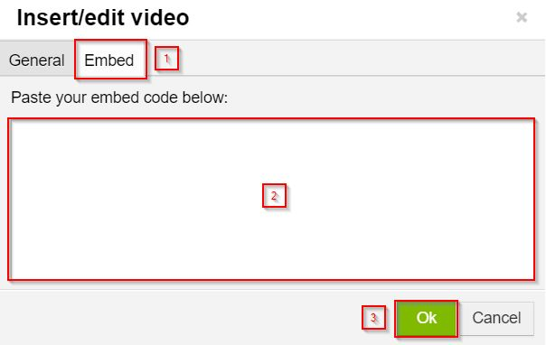 Embed video in your survey