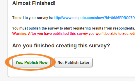 enquete.com online survey